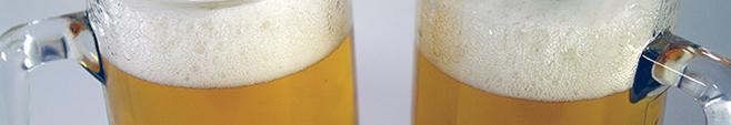 ドイツといえば、ビール。