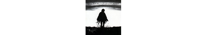 "Neil Young ""Harvest Moon"""