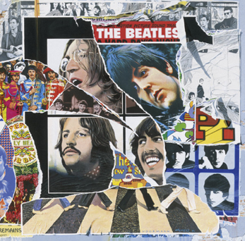 "Anthology 3 The Beatles ""Something"""