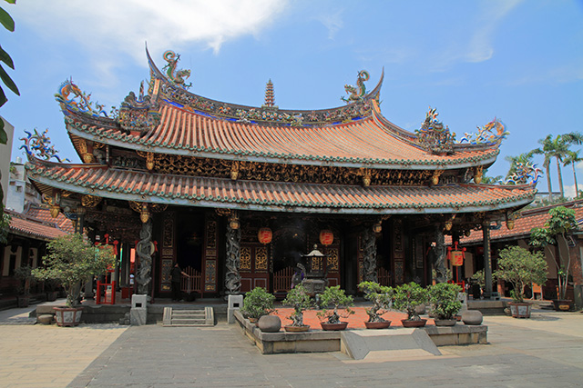 台北・保安宮