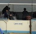 大阪の渡し船