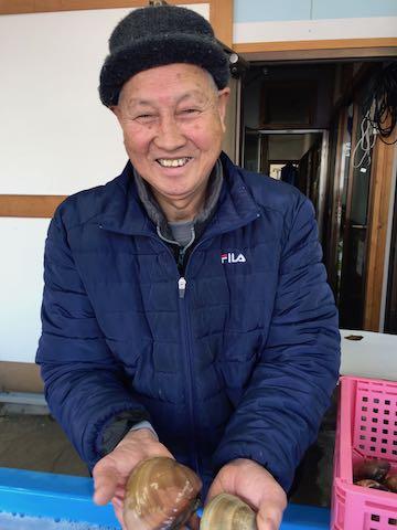 葉山さんの笑顔
