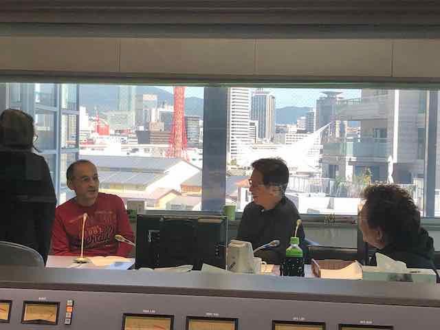 ラジオ関西スタジオ