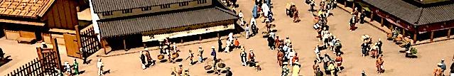 江戸時代・両国広小路